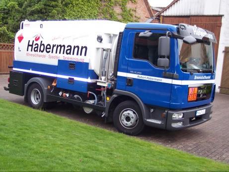 Habermann LKW Seitenansicht